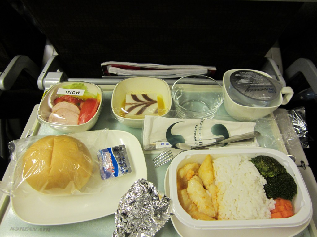 Moslem Meal @Korean Air